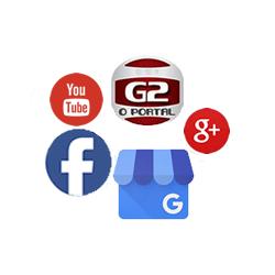 Midias e Redes Sociais